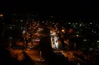 宜野湾バイパスの夜景2