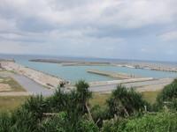 久高島の漁港 2011/10/22