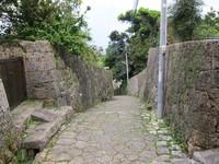 金城の石畳2012-2