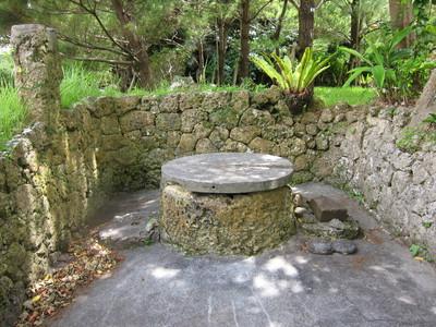 旧天界寺の井戸