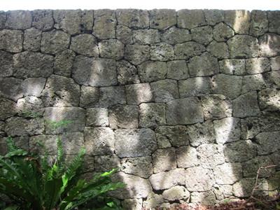 玉陵の石垣