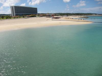 美々ビーチ 2011/07/30