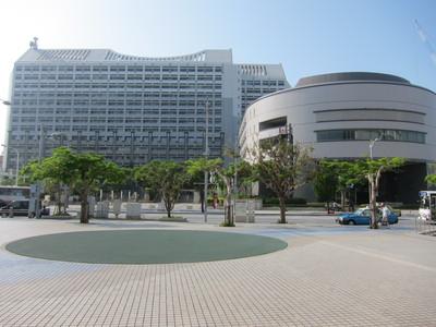 沖縄県庁 2011/09/03