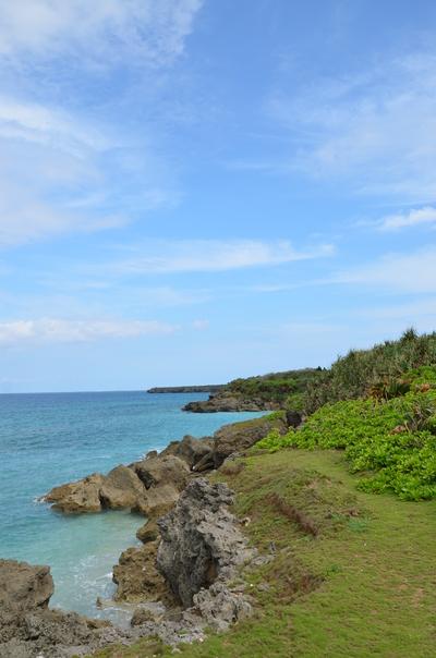 久高島の海と空 2011/10/22