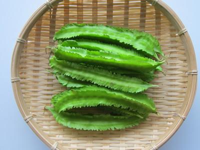 うりずん豆ザル盛り2014