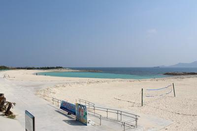 西原きらきらビーチ2015