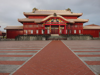 首里城 正殿